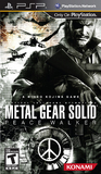 Metal Gear Solid: Peace Walker (PlayStation Portable)